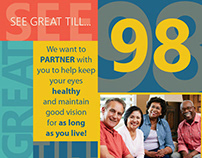 """See Great Till 98"" Campaign"