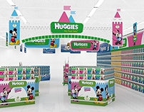 Ambientación WOW | Huggies