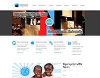 Millennium Campus Conference Website