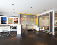 Sales Gallery and office proposal