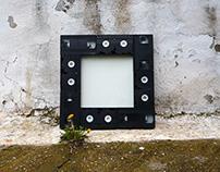 VHS custom frame