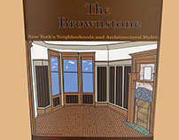 Concept The Brownstone Table Top Book