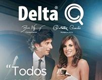 DELTA Q ÚNIQA » 360º Campaign » Awarded