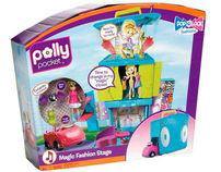 Polly Pocket - Magic Fashion Stage