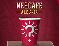Nescafe Alegria