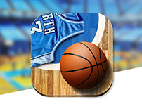 iOS basketbal icon
