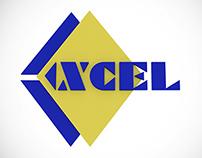 Excel Precast 3D Logo Animation