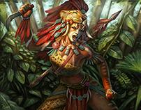 Trinbal Warrior