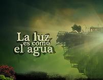 Concept Art - La Luz es como Agua - Short Film