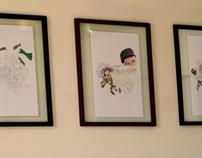 drawings // 2009