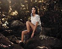 Ella Gray |  Exotic Beauty