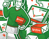 Illustrations for Boxstop