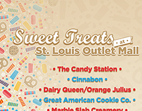 Sweet Treats at St. Louis Outlet Mall