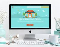AGENDA BOOKSHOP UI/UX Design