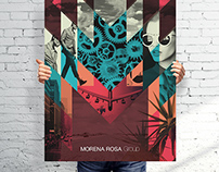 Projeto Gráfico agenda 2014 Morena Rosa Group.