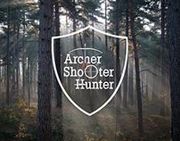 Archer Shooter Hunter - Logo