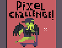 Pixel Art Challenges