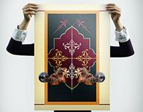 Poster Design : Adelaide Fringe 2015