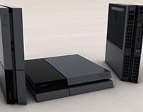 3D PS4