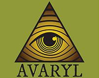 Avaryl Buzbee Self Branding Logo, 2014