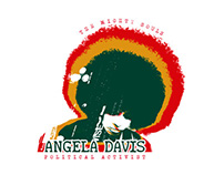 The Mighty Souls: Angela Davis