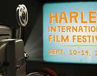 DRCF Social Post - Harlem International Film Festival