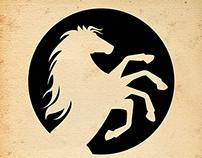 Odin's Den Logo & Branding, 2012