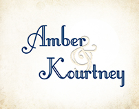 Amber & Kourtney Wedding