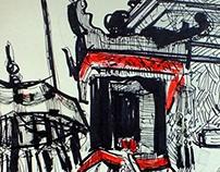 Bali sketches #2