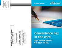 Citibank One Bill