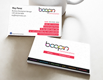 Boopin Business Card