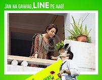 Line app KVs