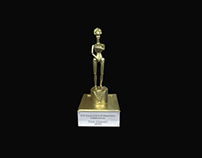 Robot Chicken Genny Awards - Adult Swim Bump