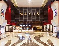Maxus Multiplex | Mumbai | India