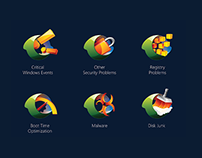 PC TuneUp - Icons