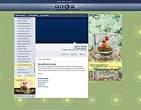 Pandora AD interface design