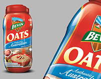 Oats Logo Identity & Packaging