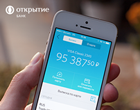 Otkritie Bank Mobile Application