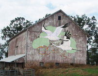 The Migrating Mural