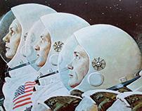 Leroy Merlin. Astronautas.