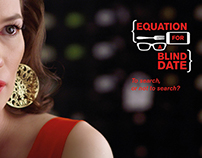 EQUATION FOR A BLIND DATE FILM BRANDING