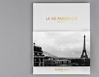 """GUERLAIN • Livre de marque """"68 Champs-Élysées"""""""