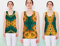 Textile Design | Tribal Batik Fusion
