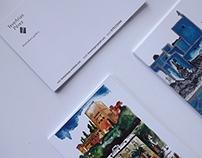 postales y marca-paginas