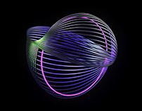 Holographic Video Sculpture