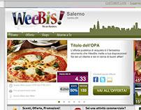 WeeBis Website