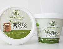 Menoikio Organic Yogurt