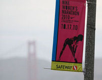 Nike Women's Marathon sponsored by Safeway