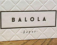 BALOLA - galanteria salonu kosmetologicznego