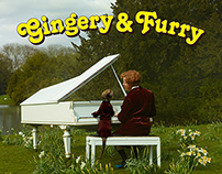 Gingery & Furry Music Single
